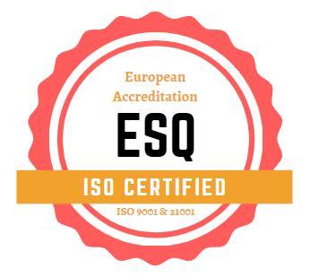ESQ European Accreditation