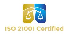 ISO 21001 Certified
